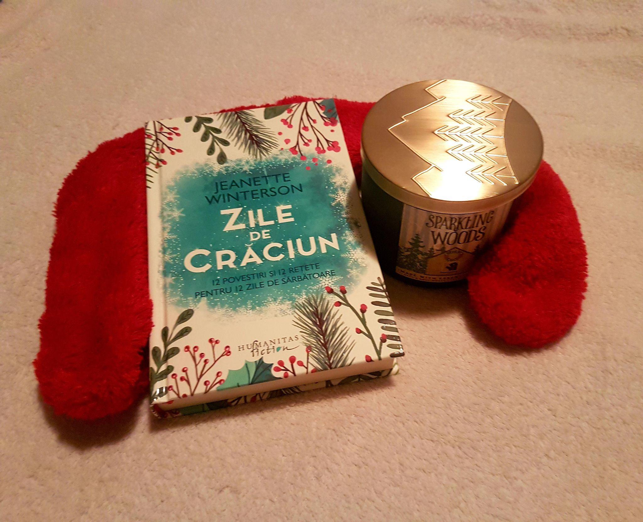 """""""Zile de Crăciun"""", de Jeanette Winterson – Minds Hub Book Club"""
